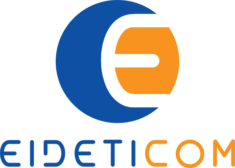 eidetic logo stacked