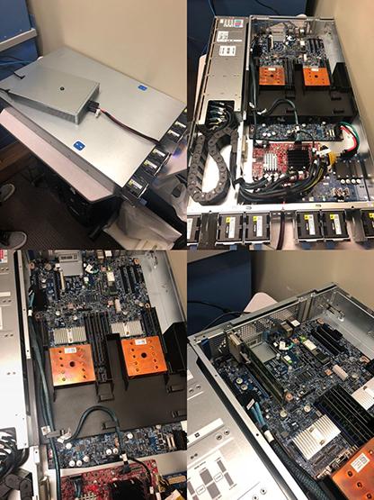 NVM Express over PCIe Gen4 Baby! - Eideticom